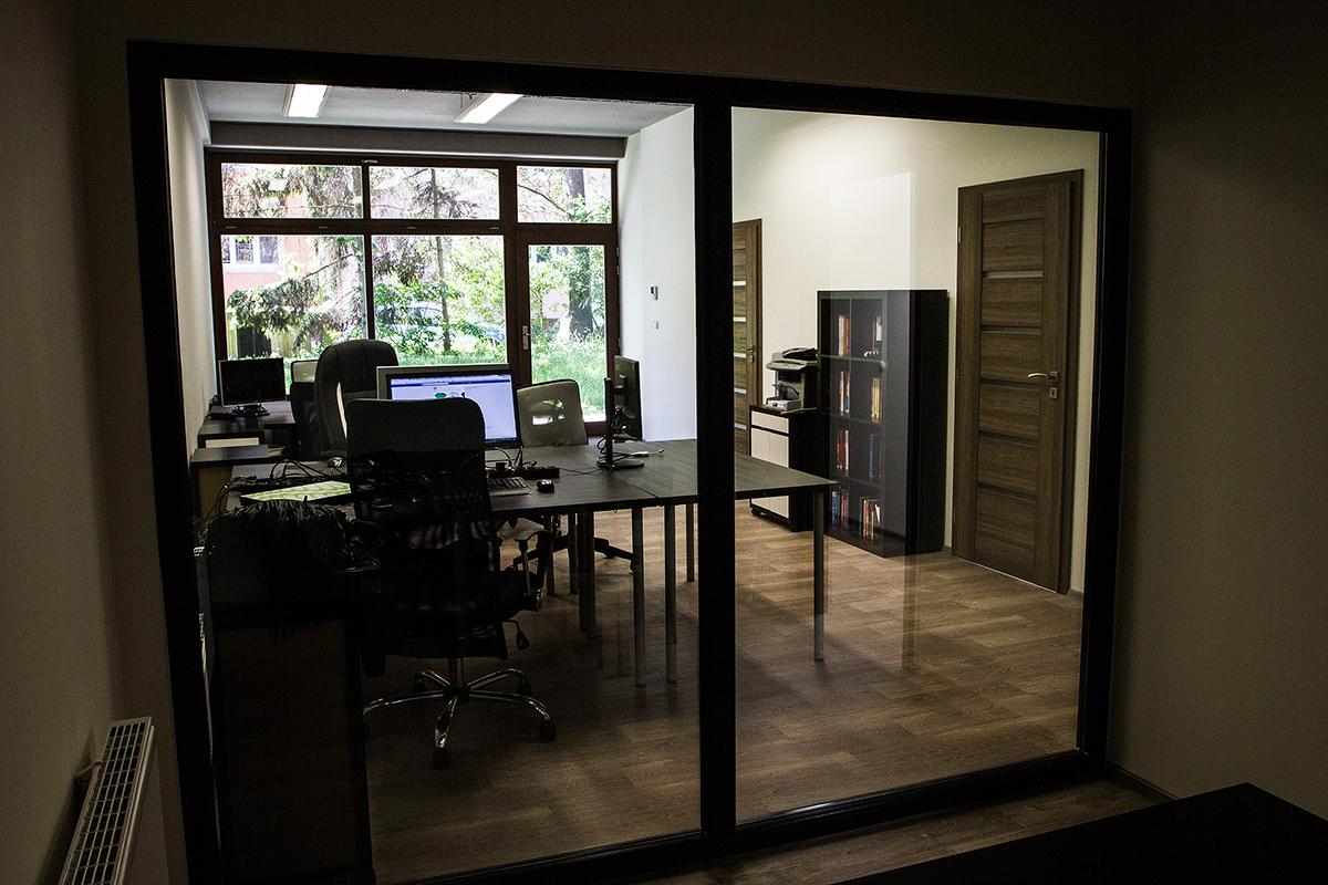 Menší zasedací místnost - Olomouc Coworking