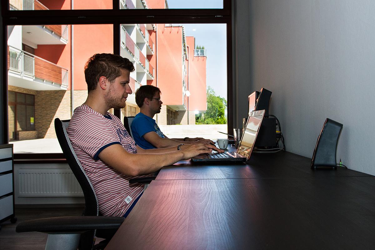 Menší kancelář - coworking Olomouc